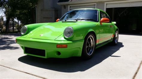 Porsche 911 Modification by Porsche 911 Restoration Modification For Sale In Vista