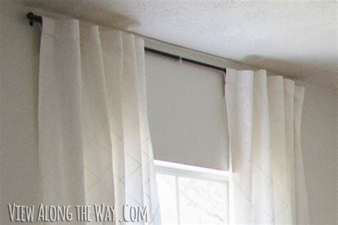 guest post  diy ways  hack  curtains   girl