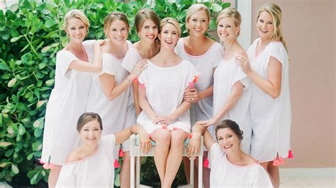 Bridesmaids Robes Alternatives To Set You And Maids