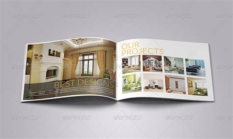 22+ Interior Decoration Brochure Templates  Word, Psd
