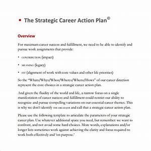 13  Career Action Plan Templates