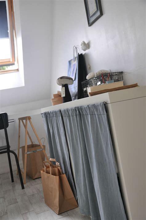rideau pour meuble de cuisine meuble rideau