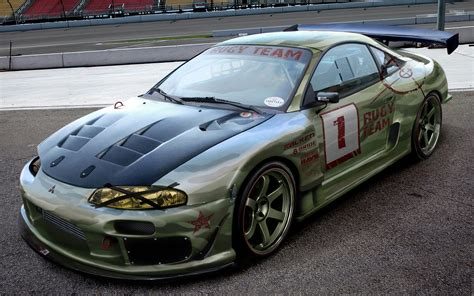 Mitsubishi Eclipse [2] Wallpaper