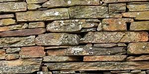 Construire Un Mur En Pierre : comment construire un muret en pierres s ches ~ Melissatoandfro.com Idées de Décoration