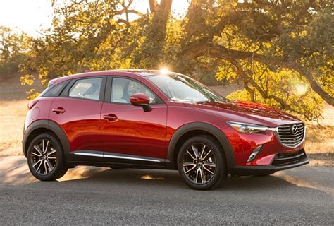 2019 Mazda Cx3 Improved Comfort And Perfomance 2018