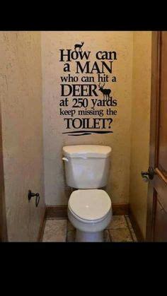 funny bathroom quote  toilet lid adhesive wall vinyl