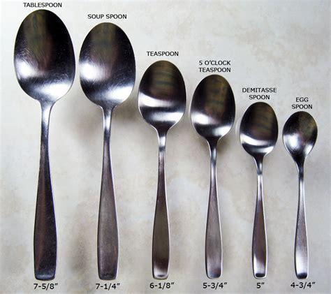 oneida flatware patterns 18 10 teaspoon dessert spoon tablespoon all about spooning