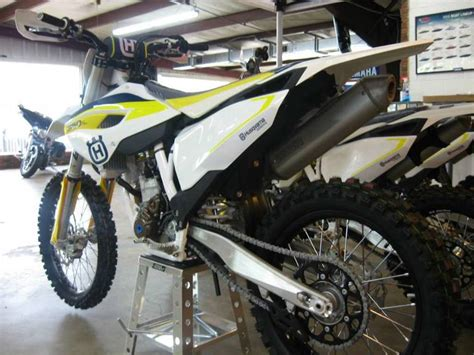 Husqvarna Fc 350 Picture by 2015 Husqvarna Fc 350 Motorcycle From Hendersonville Nc