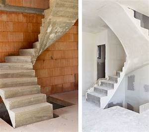 Prix Escalier Beton : escalier en beton prix prix d un escalier en b ton devis ~ Mglfilm.com Idées de Décoration