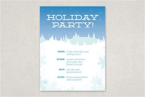 Free Holiday Flyer Templates Word Costumepartyrun