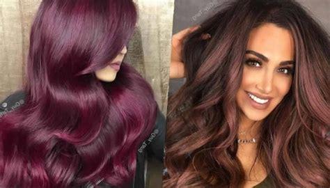 tendance coloration 2018 coloration cheveux tendance 2018