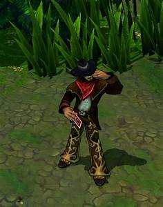 High Noon Twisted Fate - Skin for SALE! - Get it NOW