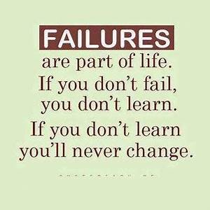 87 Most Famous Failure Quotes & Sayings