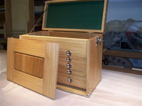 machinist tool chest  woodsmith issue