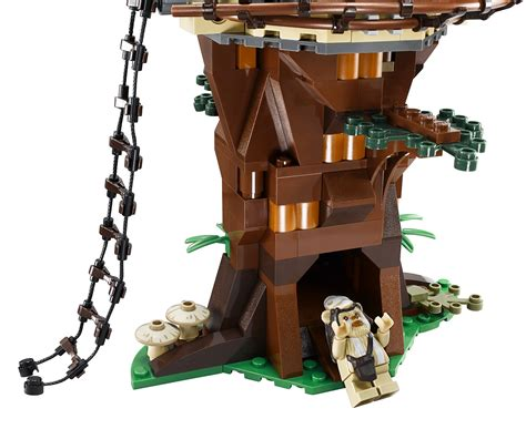 Lego Star Wars Ewok Village Images And Info  The Toyark