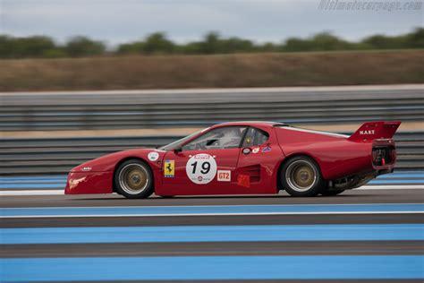 Ferrari 512 BB LM - Chassis: 30559 - Driver: Nicolas Comar ...