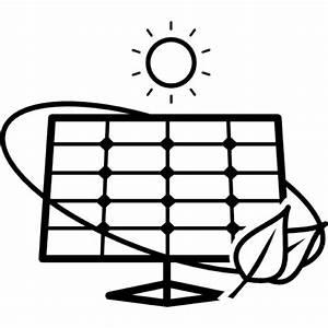 Panneau Solaire Gratuit : outil de panneau solaire cologique t l charger icons ~ Melissatoandfro.com Idées de Décoration