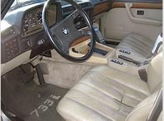 1984 BMW 733i For Sale Pasadena, California