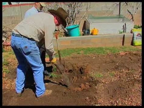 how to prepare garden soil for planting