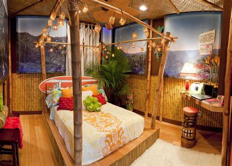 hawaiian theme bedrooms ideas  pinterest