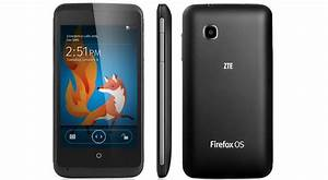 Zte Open C With Firefox Or Android Os Now Available In