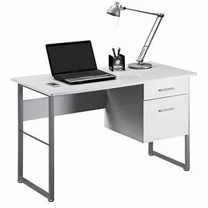 Computer Extra Kassel : kassel computer desk rectangular in white gloss and grey ~ Pilothousefishingboats.com Haus und Dekorationen