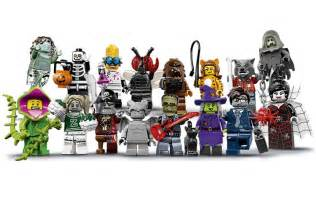 Halloween Mystery Books For Adults by Identification Guide To Lego Series 14 Monsters