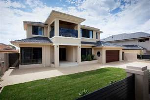 stunning storey modern house plans photos modern home with beautiful exterior design bright