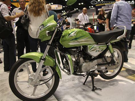 Hero Motorcycles In Us By Mid-2014