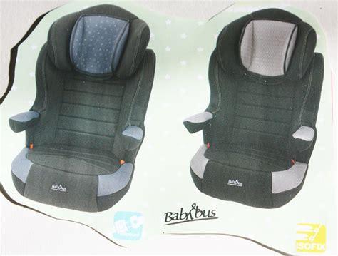 babybus siege auto sièges auto groupe 2 3 de 15 kg à 36 kg z autour de