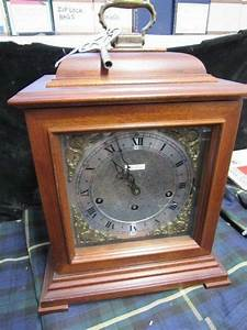 Seth Thomas Mantel Miniature Grandfather Clock For Sale Online