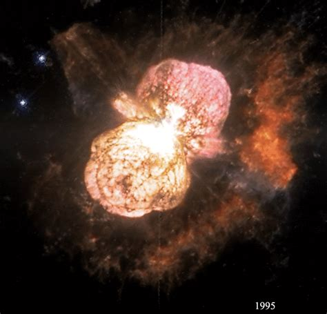 Famous Hubble Star Explosion Is Expanding, New Animation