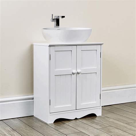 storage under wall mounted sink white under sink bathroom storage cabinet home
