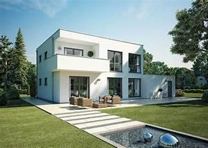 Häuser Im Bauhausstil : bauhaus cube von kern haus lifestyle haus im bauhausstil ~ Watch28wear.com Haus und Dekorationen