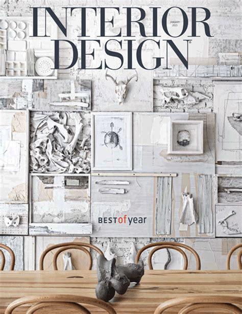 Design Magazines by The Most Read Interior Design Magazines In 2015 The Most