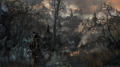 Epic Car Wallpaper 1080p Blood by Wallpaper Bloodborne Gameplay Review Screenshot