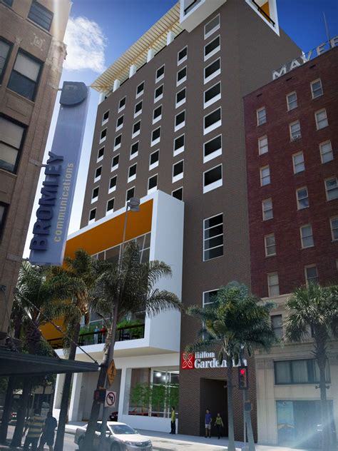 hilton garden inn san antonio downtown expands presence
