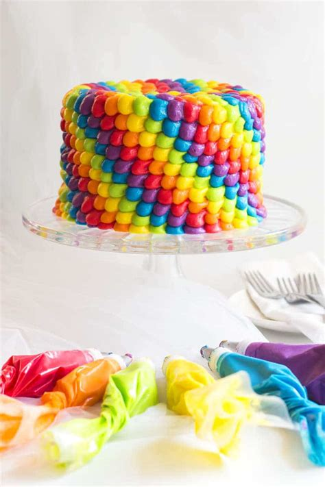 Best Rainbow Cake Decoration Ideas And Images On Bing Find What