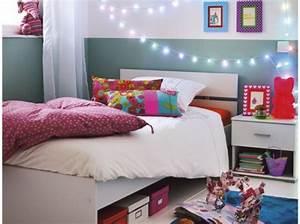 Chambre Fille 4 Ans : relooking chambre enfant elle d coration ~ Teatrodelosmanantiales.com Idées de Décoration