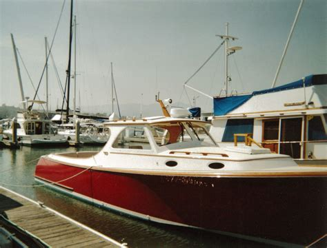 Hinckley Boats History by 1997 Hinckley Picnic Boat Classic Power Boat For Sale