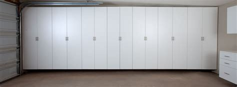 White Storage Cabinets For Garage by Matte Garage Cabinets Silver Finish White Finish
