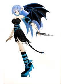 Anime Demon Vampire Girl