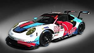 Porsche 911 Rsr 2017 : ks porsche 911 rsr 2017 valvoline 4k 2k racedepartment ~ Maxctalentgroup.com Avis de Voitures