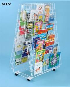 Wire Book Racks