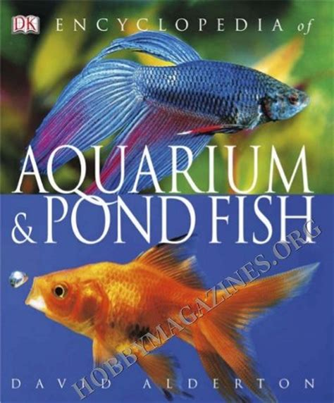 encyclopedia  aquarium pond fish hobby magazines