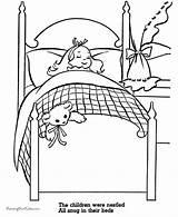 Coloring Bed Pages Christmas Bunk Eve Beds Sheet Printables Printable Template Raisingourkids Santa Waiting Getcolorings Bedroom Fresh Popular Printing Help sketch template