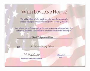aurora casket partners with veterans programs for a new approach to giving back haiti earthquake With veterans day certificate