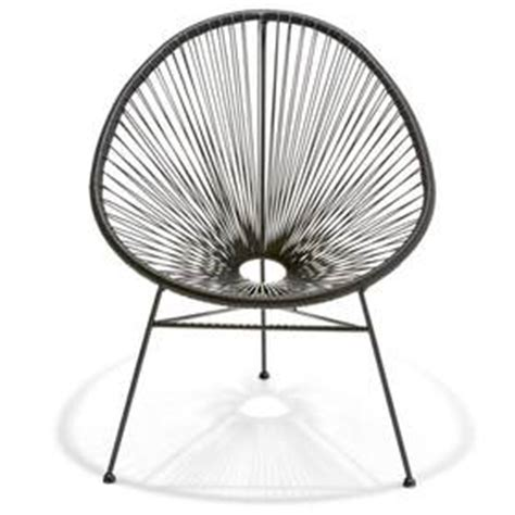 Cheap Chairs Kmart by Acapulco Replica Chair Black Kmart