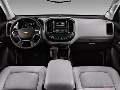 chevy colorado interior 2016 chevrolet colorado prices reviews and pictures u s
