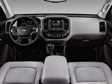 2016 Chevrolet Colorado Interior  Us News & World Report